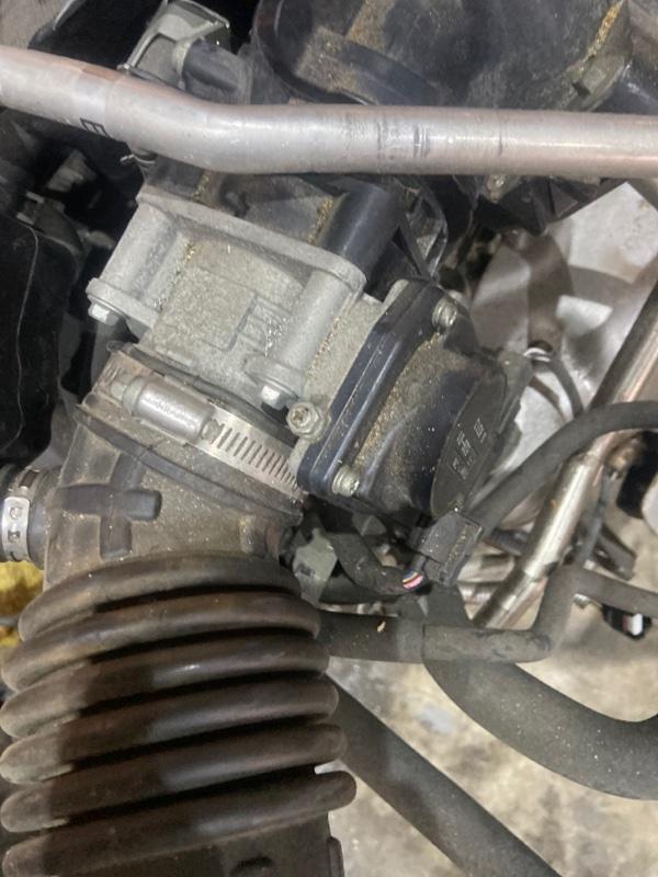 Заслонка дроссельная Nissan Lafesta B30 MR20DE