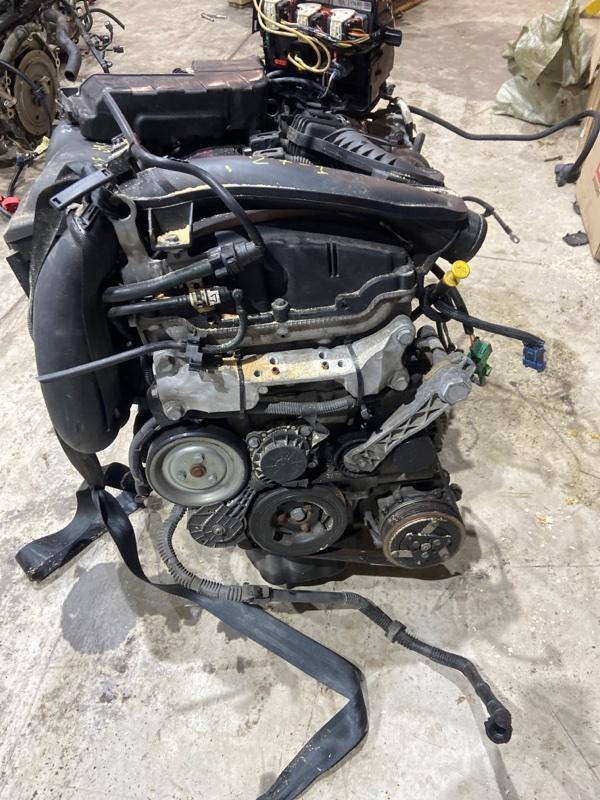 Двигатель Citroen Ds3 1.6 THP 16V 150 (B0FAW) 2010