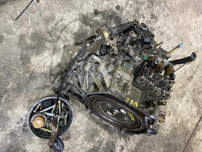 Акпп Honda Mobilio GB1 L15A