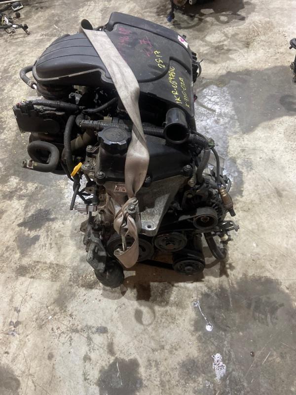Двигатель Toyota Belta KSP92 1KR-FE
