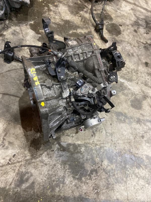 Акпп Toyota Belta KSP92 1KR-FE