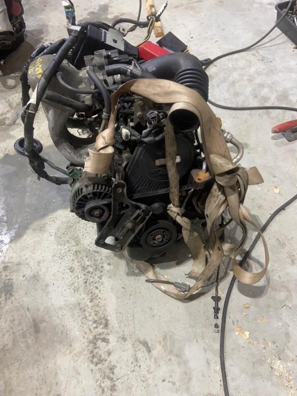 Двигатель Subaru R2 RC1 EN07