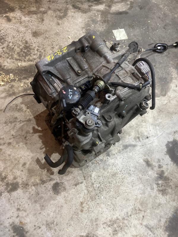 Акпп Subaru R2 RC1 EN07