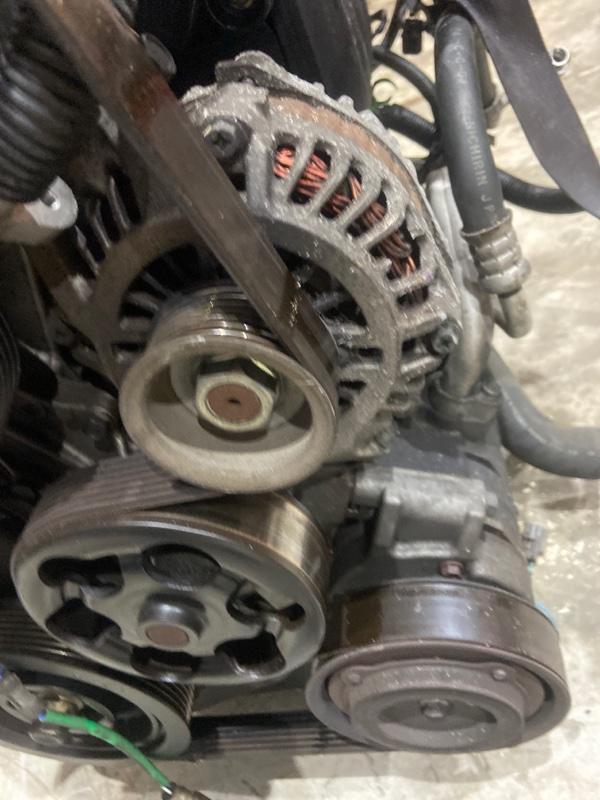 Генератор Honda Edix BE3 K20A