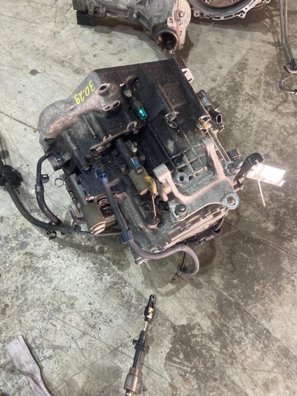 Акпп Honda Edix BE3 K20A