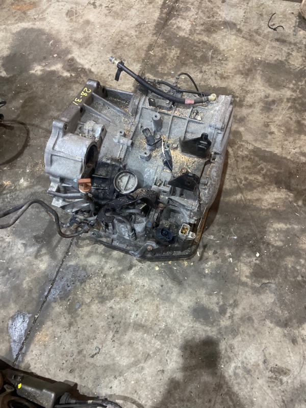 Акпп Toyota Vista AZV50 1AZ-FSE