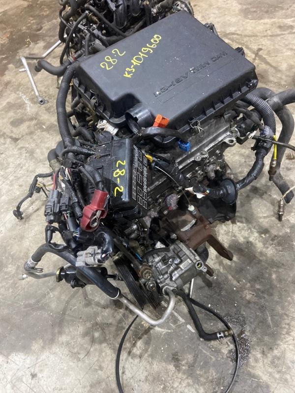 Проводка двигателя Daihatsu Yrv M201G K3-VE