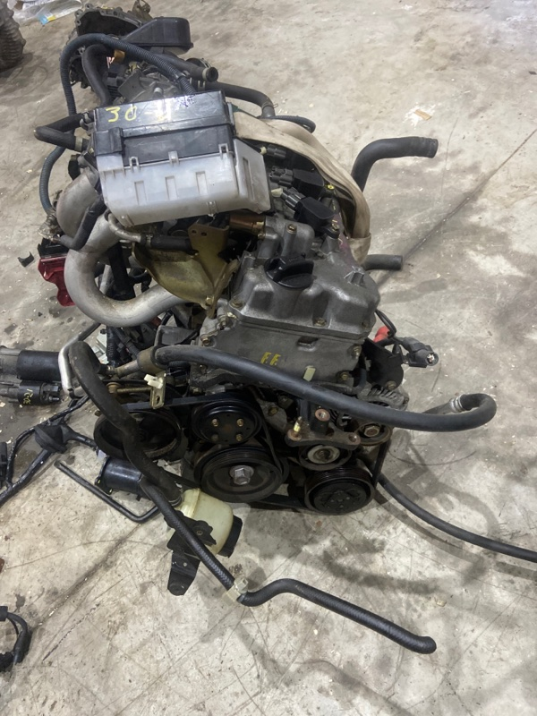 Двигатель Nissan Sunny FNB15 QG15DE