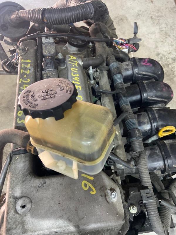 Бачок гидроусилителя Toyota Wish ZNE14G 1ZZ-FE