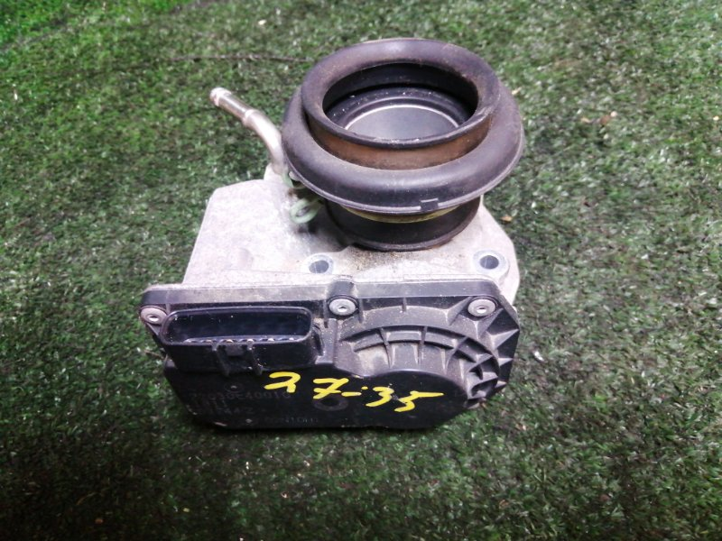 Заслонка дроссельная Toyota Passo KGC30 1KR-FE