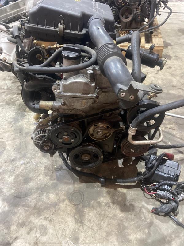 Двигатель Daihatsu Yrv M211G K3-VE