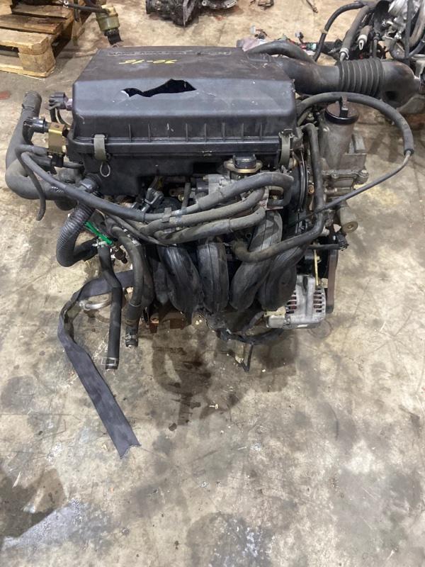 Проводка двигателя Daihatsu Yrv M211G K3-VE