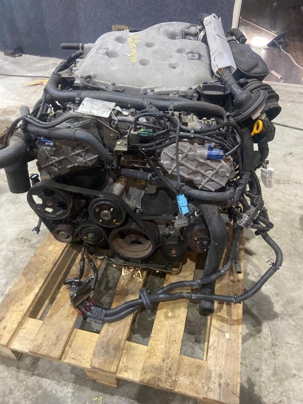 Двигатель Nissan Skyline V35 VQ25DD