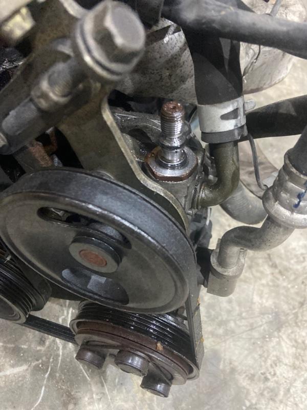 Насос гидроусилителя Mazda Demio DW3W B3
