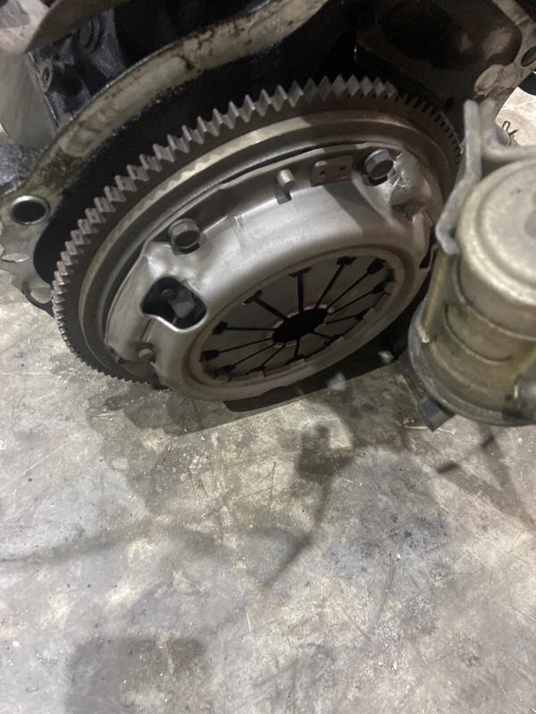 Диск сцепления Mazda Demio DW3W B3