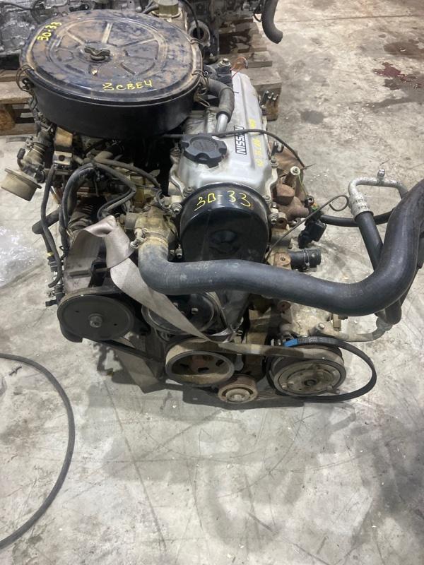 Двигатель Nissan Bluebird RU11 CA16