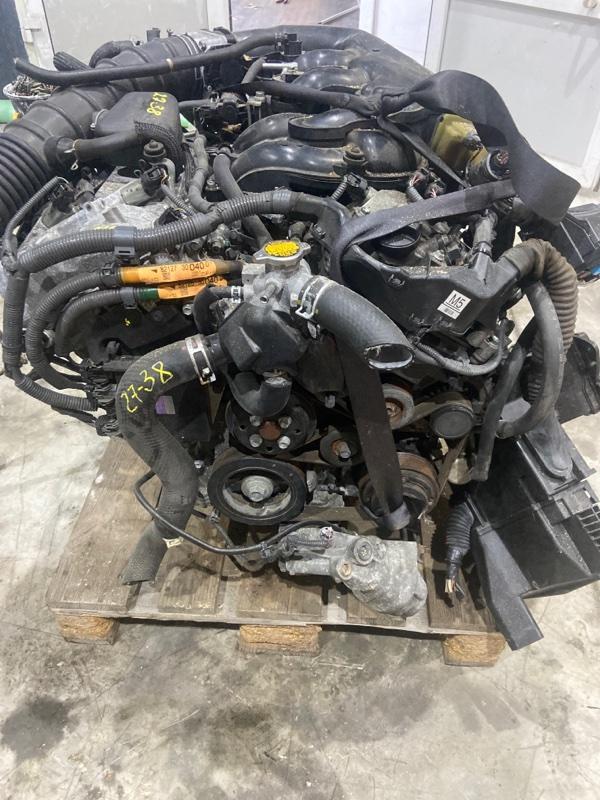 Двигатель Toyota Mark X GRX135 4GR-FSE