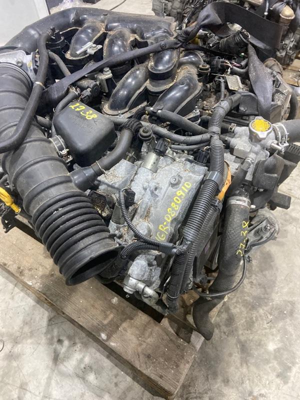 Проводка двигателя Toyota Mark X GRX135 4GR-FSE