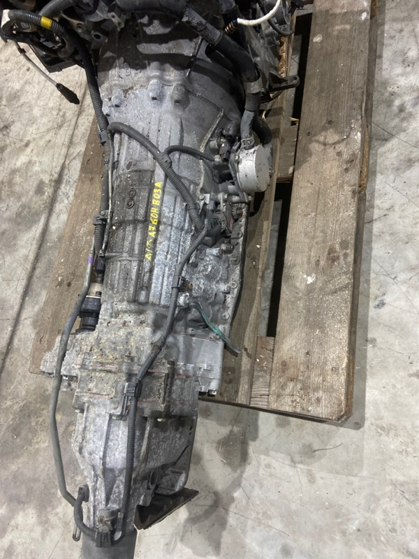 Акпп Toyota Mark X GRX135 4GR-FSE
