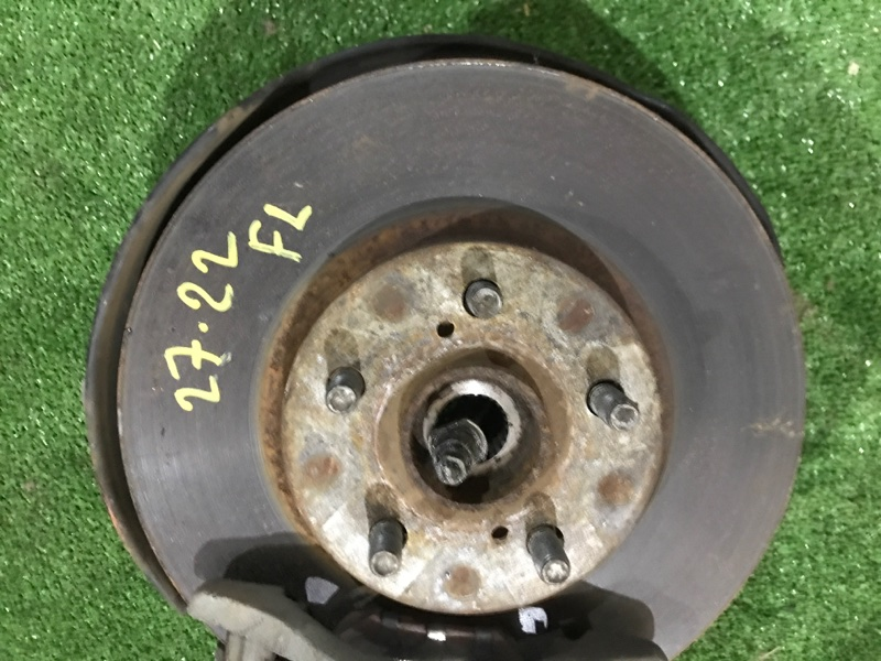 Диск тормозной Toyota Opa ACT10 1AZ-FSE передний левый
