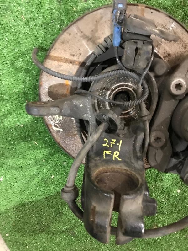 Шланг тормозной Citroen Ds3 1.6 THP 16V 150 (B0FAW) 2010 передний правый