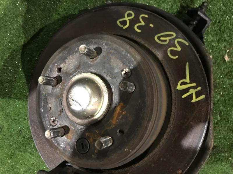 Диск тормозной Honda Stream RN3 K20A задний правый