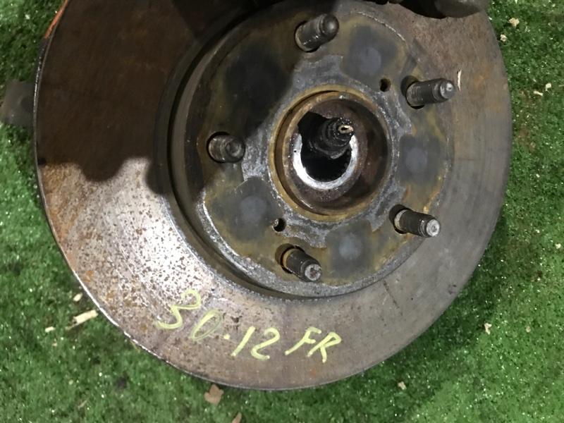 Диск тормозной Toyota Isis ANM10W 1AZ-FSE передний правый