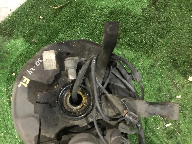 Шланг тормозной Mazda Demio DW3W B3 передний левый