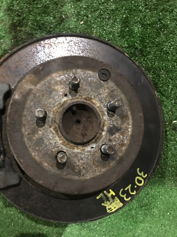Диск тормозной Toyota Wish ANE10 1AZ-FSE задний левый