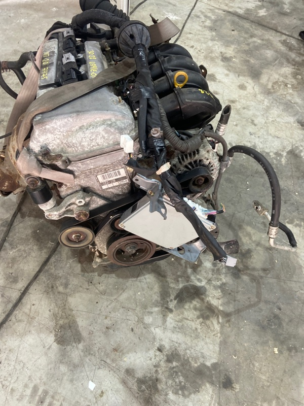 Двигатель Toyota Isis ZNM10W 1ZZ-FE