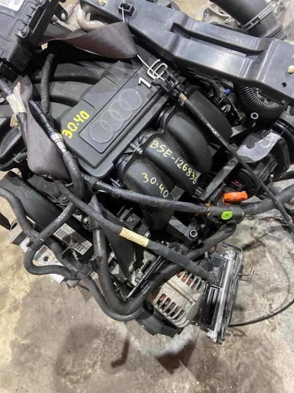 Проводка двигателя Audi A3 BSE