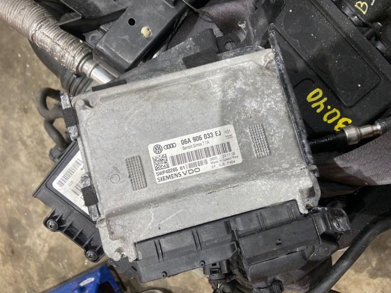 Блок управления двс Audi A3 BSE