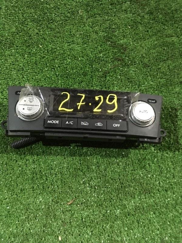 Блок управления климат-контролем Subaru Legacy BL5 EJ20