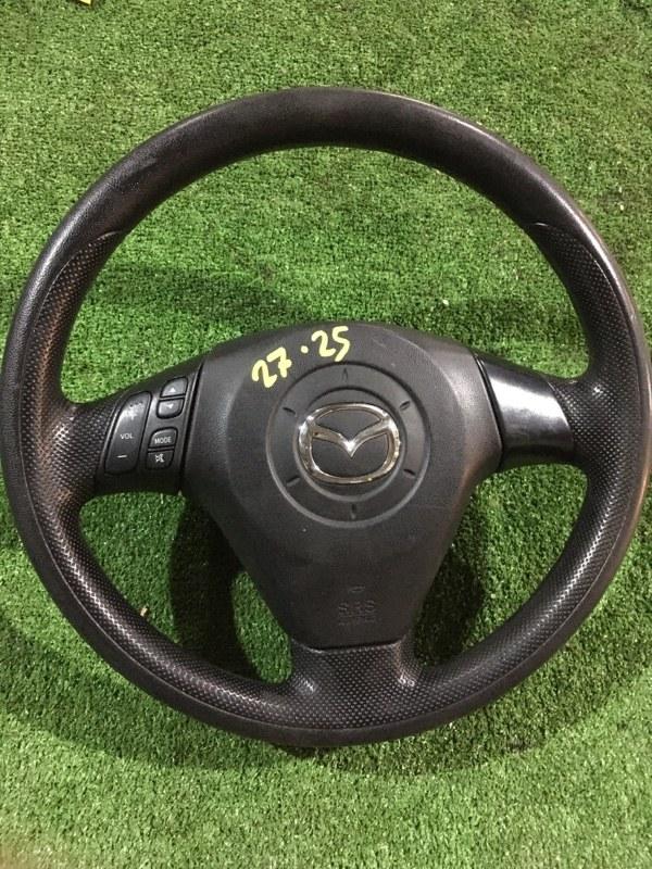 Руль Mazda Axela BK5P ZY-VE