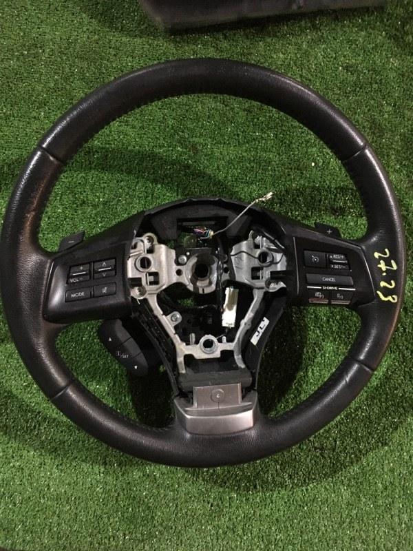 Руль Subaru Legacy BRG EJ20