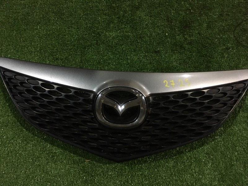 Решетка радиатора Mazda Axela BK5P ZY-VE