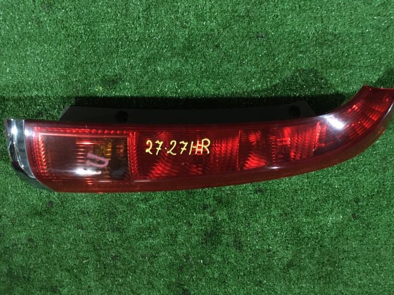 Фонарь стоп-сигнала Honda Stream RN4 K20A правый