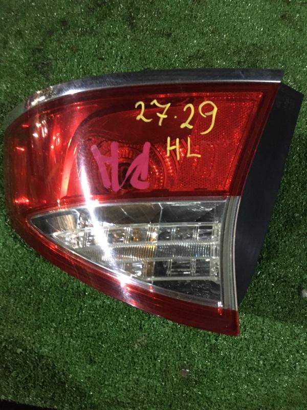Фонарь стоп-сигнала Subaru Legacy BL5 EJ20 левый