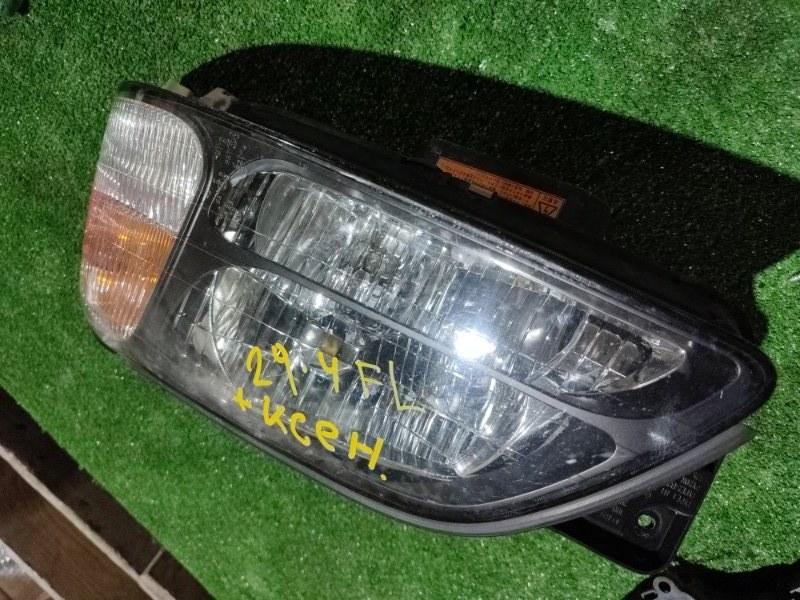 Фара Subaru Legacy BE5 EJ206 1999 левая