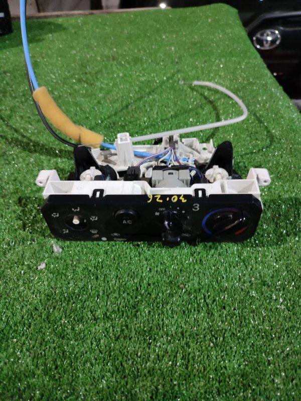 Блок управления климат-контролем Daihatsu Terios Kid J111G EF-DEM