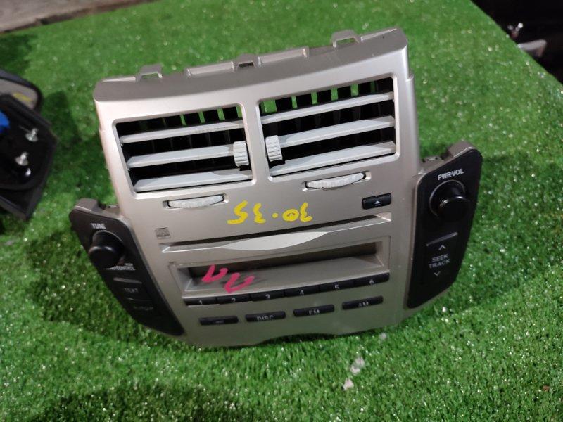 Магнитола Toyota Vitz NCP91 1NZ-FE