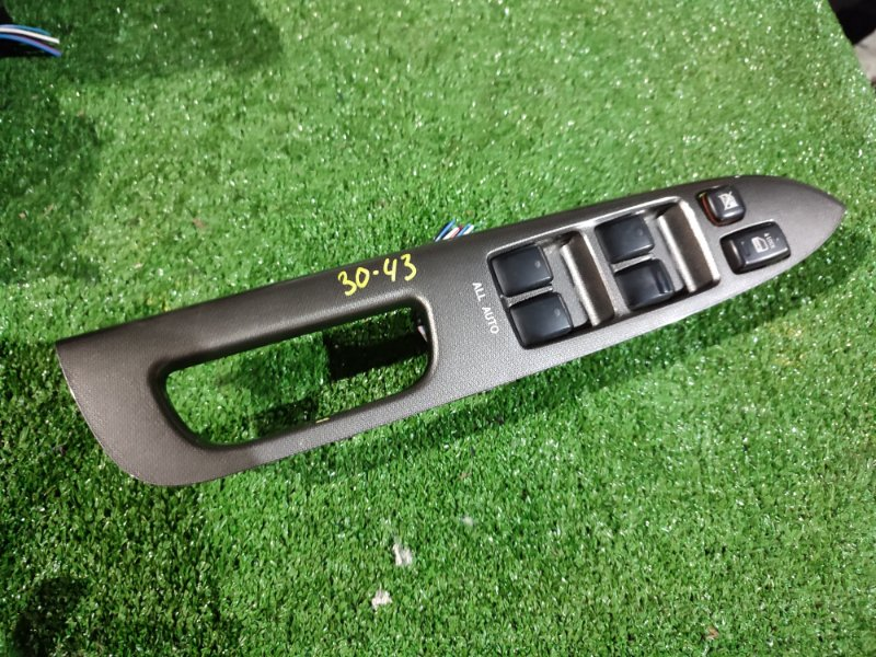 Блок управления стеклоподъемниками Toyota Wish ZNE10G 1ZZ-FE