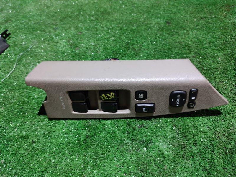 Блок управления стеклоподъемниками Mazda Verisa DC5W ZY-VE