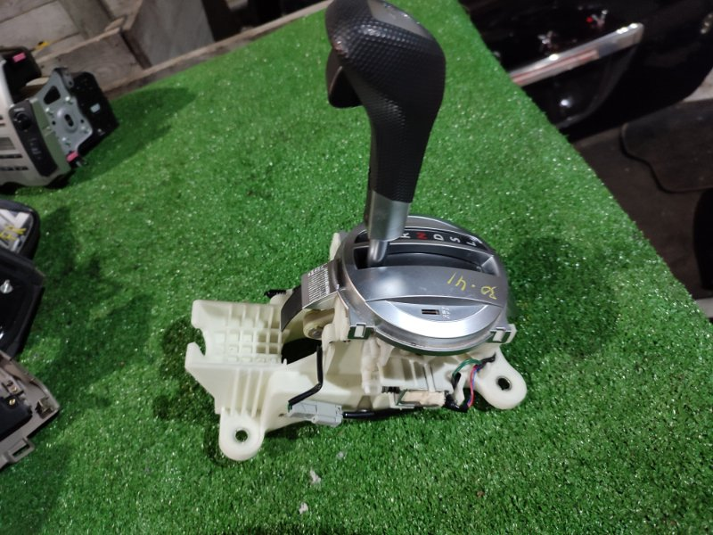 Рычаг переключения кпп Honda Fit GD4 L15A