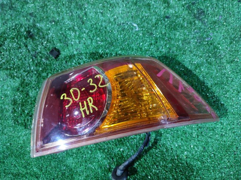 Фонарь стоп-сигнала Mitsubishi Galant CY4A 4B11 правый