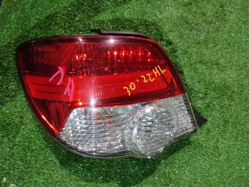 Фонарь стоп-сигнала Subaru Impreza GG3 EJ15 левый
