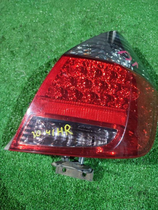 Фонарь стоп-сигнала Honda Fit GD4 L15A правый