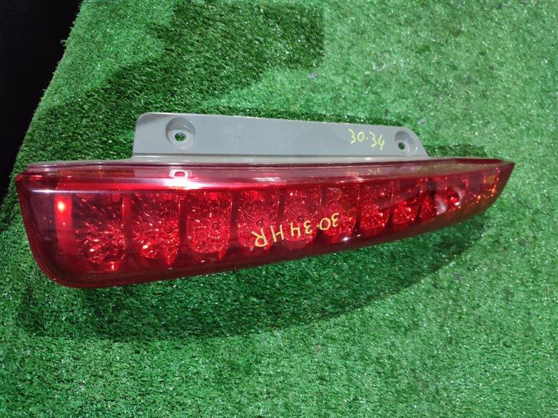 Фонарь стоп-сигнала Toyota Isis ANM10W 1AZ-FSE правый