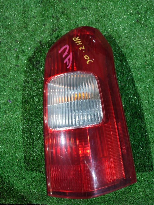 Фонарь стоп-сигнала Toyota Probox NCP50 2NZ-FE правый