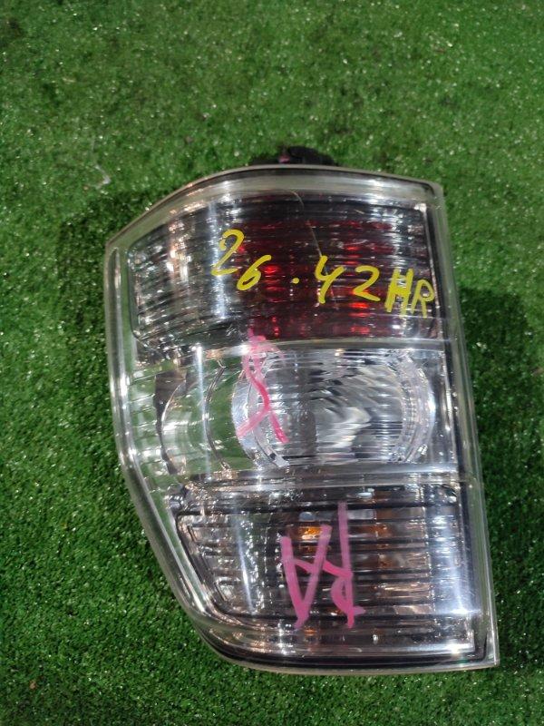 Фонарь стоп-сигнала Mitsubishi Pajero V93W 6G72 правый